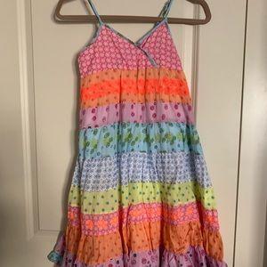 Mimi & Maggie Girls Boho dress Size 10-12